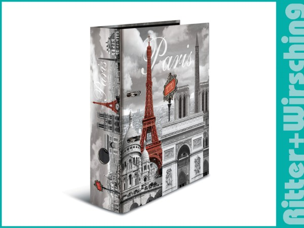 "Herma Ordner ""Trendmetropolen"" - Paris"