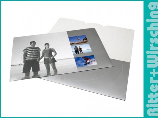 Postertasche 20 x 30 cm Silverline