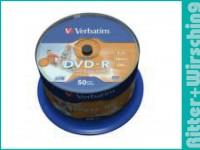 DVD-R - Verbatim - für InkJet