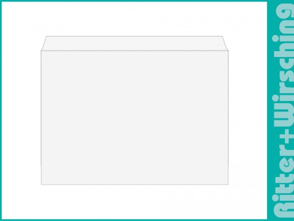Profi-Pergaminhüllen - für 15 x 21 bis 24 x 30 cm