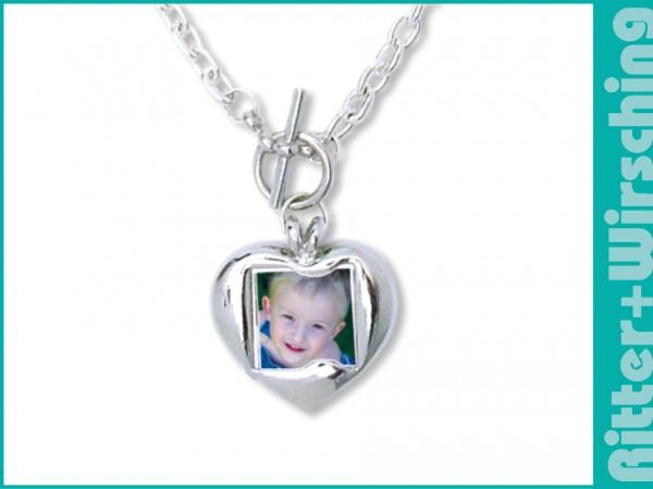 Memory-Maker Halsketten mit Herz