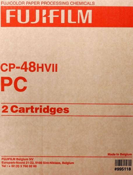 1 x 2 Fujifilm Cardridges CP 48 HVII