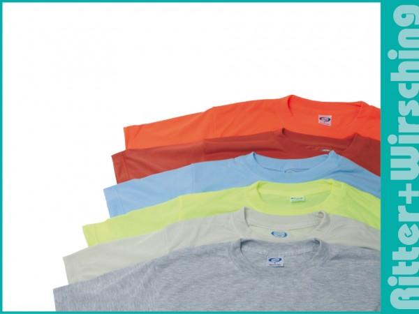 Basic-T-Shirts Terracotta