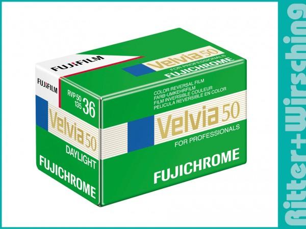 Fuji Velvia 50