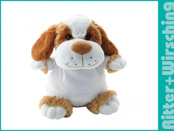 Stofftier groß - Hund