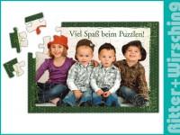 Karton-Puzzles A4 NEU