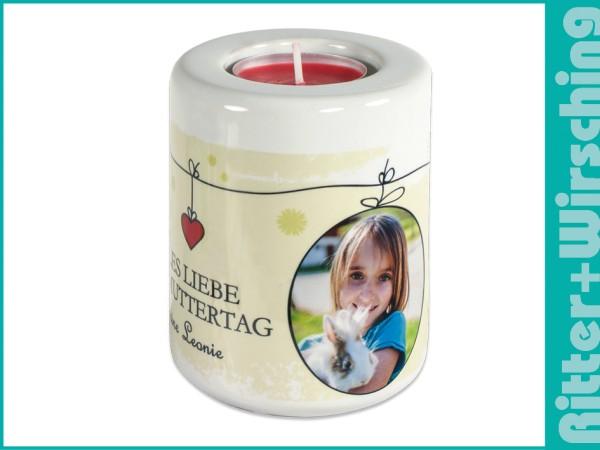 Kerzen-/Teelichthalter groß