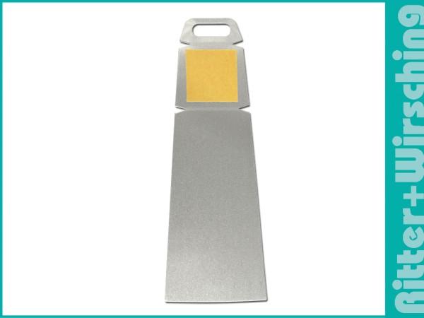 Aufsteller/Aufhänger für große Aluminiumplatten