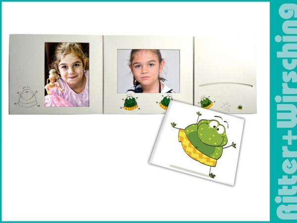"Bildmappe ""Frosch"""