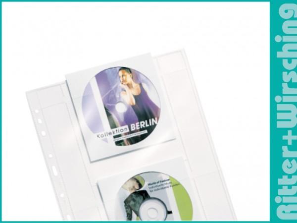 CD Ablageblätter