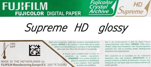 Fuji Supreme HD 17,8 cm x 83,8 m glossy