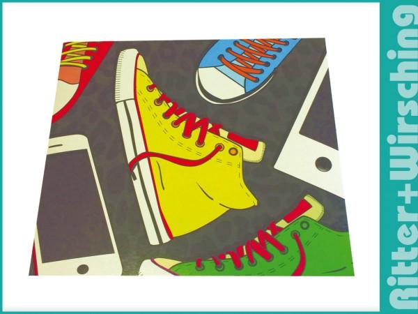 """Bildmappe """"Sneakers"""""""