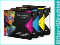 Sublisplash Tinte für Ricoh SG 3110 DN, SG 7100 DN, SG 400/800
