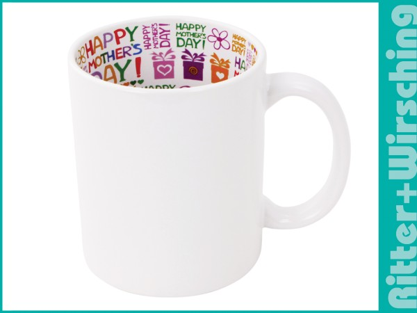 """Motto-Tasse """"Happy Mothers Day"""""""