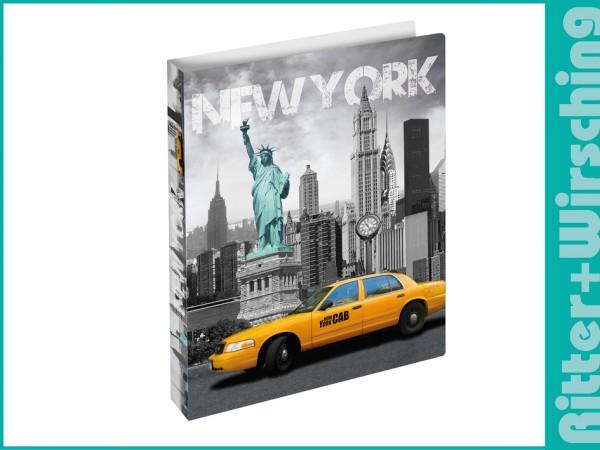 "Herma Ringbücher ""Trendmetropolen"" - New York"