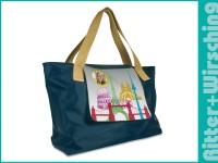 Shopper / Strandtasche - Braun