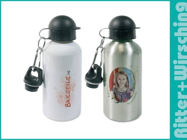 Aluminium-Trinkflaschen