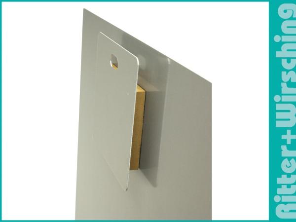 MDF Aufhänger für Aluminiumplatten