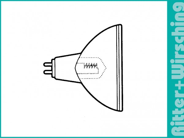 Halogenlampe EFP