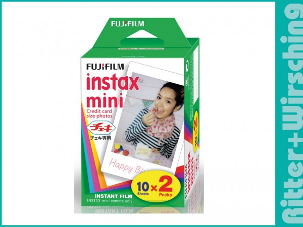 "Instax Mini ""Stained Glass"""