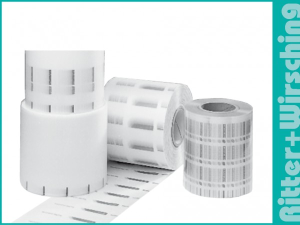 Sleever - Eintaschfolie für KB 4er-Streifen - matt
