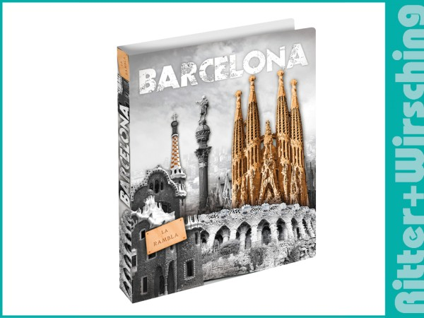 "Herma Ringbücher ""Trendmetropolen"" - Barcelona"
