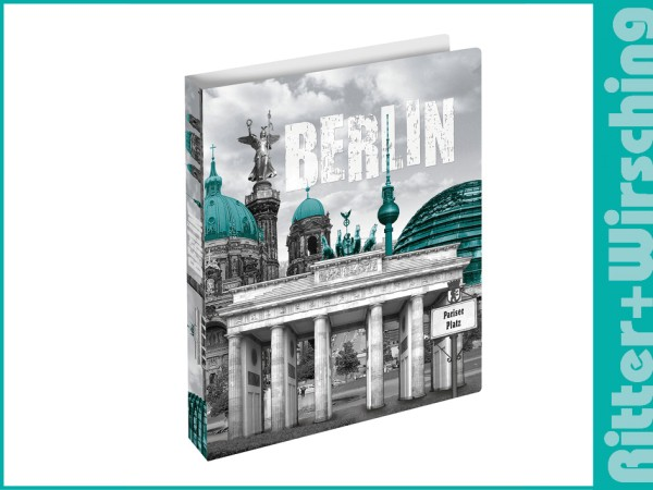 "Herma Ringbücher ""Trendmetropolen"" - Berlin"