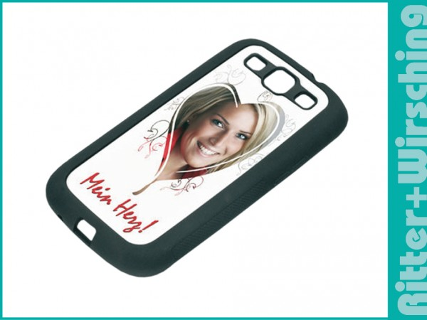 Soft Cover Galaxy S 3