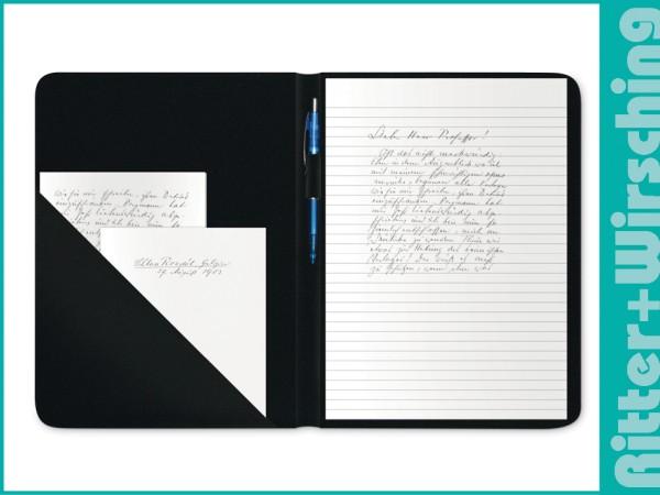 Schreibblock A4 für Dokumentenmappe