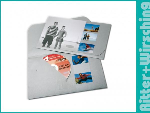 Kiosk-Bildertasche Silverline