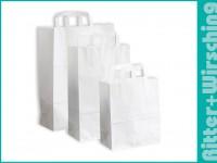 Papier-Tragetaschen in drei Größen