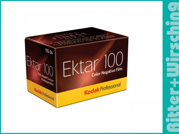Ektachrome E100 120 - 5er Pack