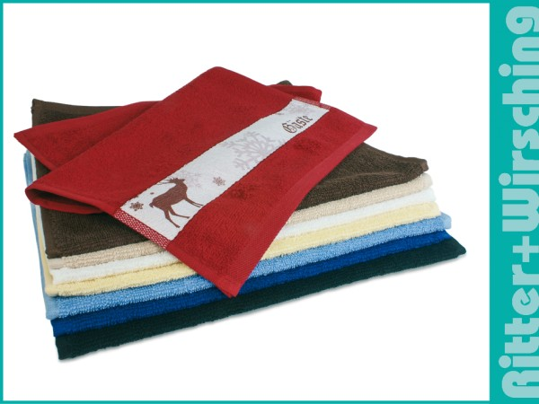Handtücher 50 x 100 cm