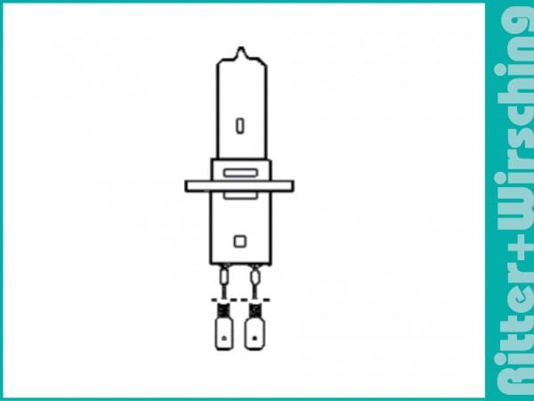 Printerlampe Gretag 64621