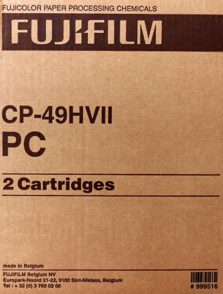 1 x 2 Fujifilm Cardridges CP 49 HVII