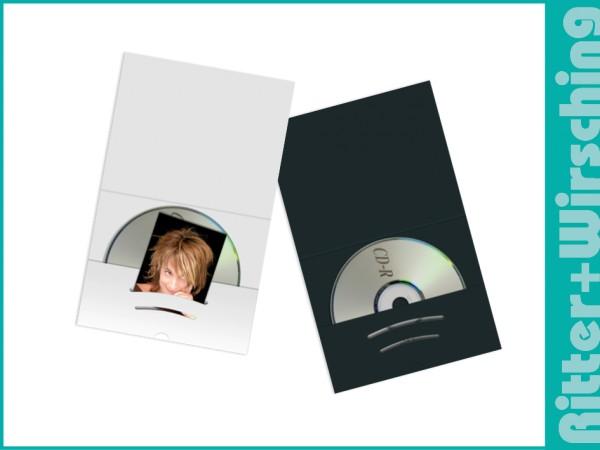 Passmappen Kombi + CD