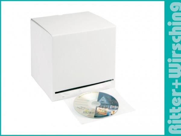 Spenderkarton für CD Folientaschen