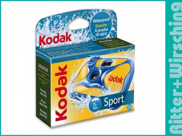 Einwegkamera Kodak Sport