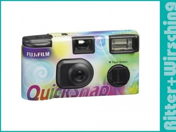 Einwegkamera Fuji Quicksnap Flash