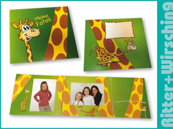 """Bildmappe """"Giraffe"""""""