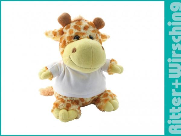 Stofftier groß - Giraffe