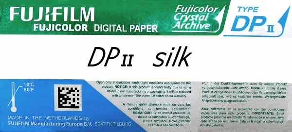 Fuji CA DP Professional 12,7 cm x 167,6 m silk