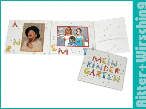 "Bildmappe ""Mein Kindergarten"""