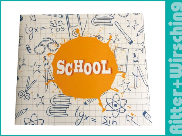 "Bildmappe ""School / Karo"""