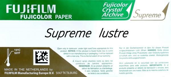Fujifilm CA Supreme 30,5 cm x 80 m lustre