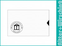 Dia-Archivhüllen für 6 x 7 cm bis 24 x 30 cm